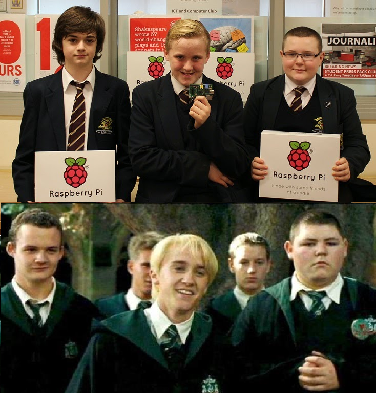 Stumbled on the top photo and knew I'd seen them before