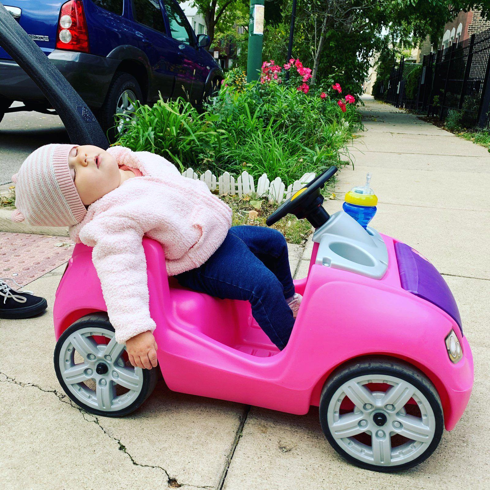 Future Tesla driver