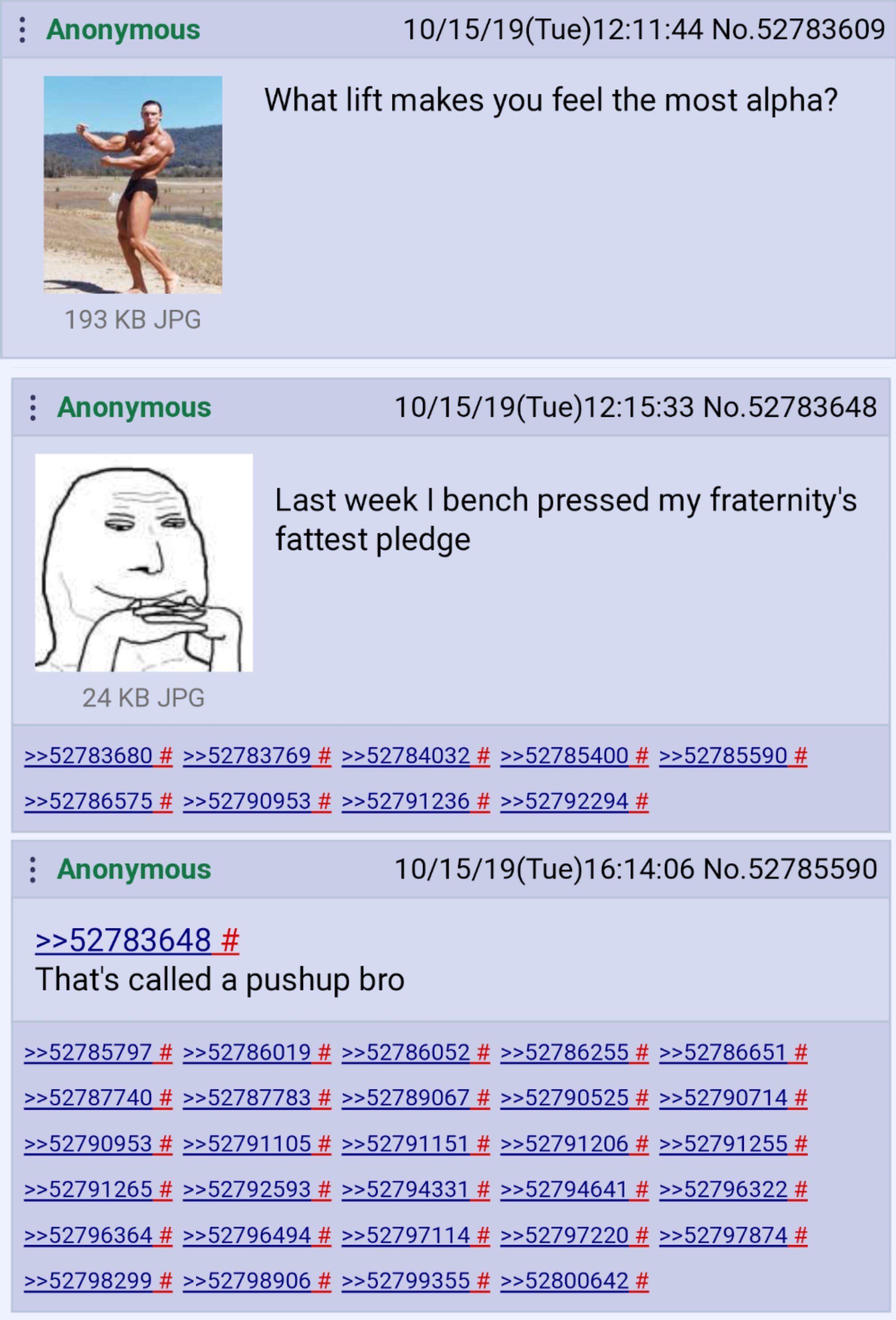 Anon gets burned