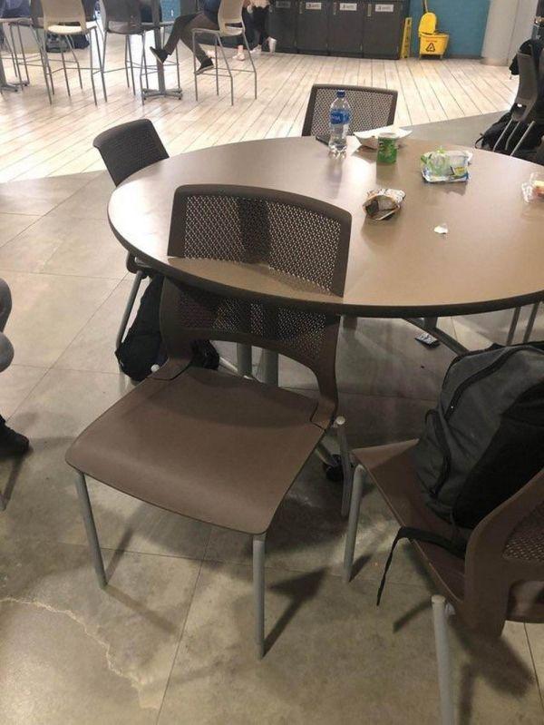 Bethesda cafeteria