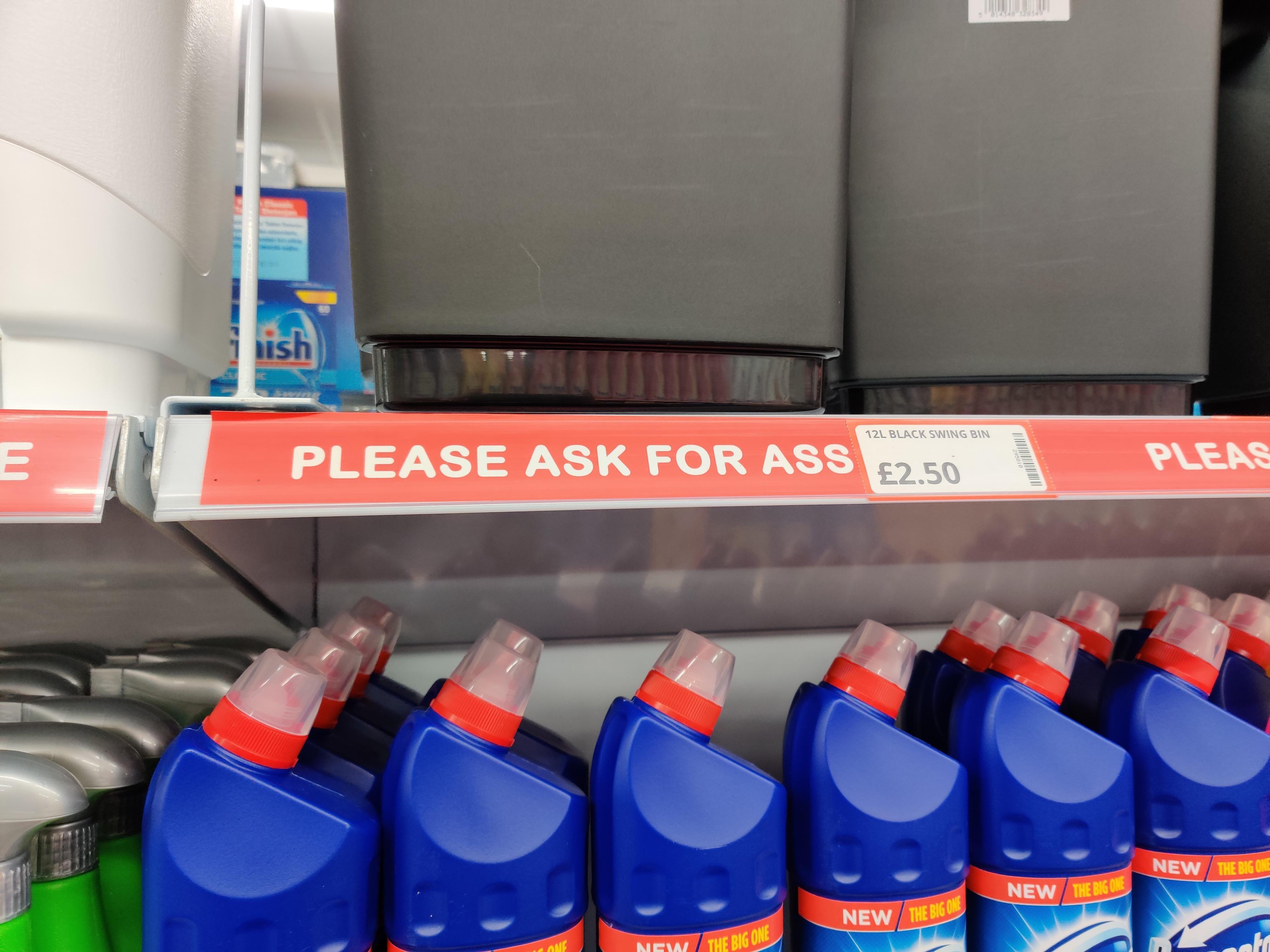 Don't mind if I do...