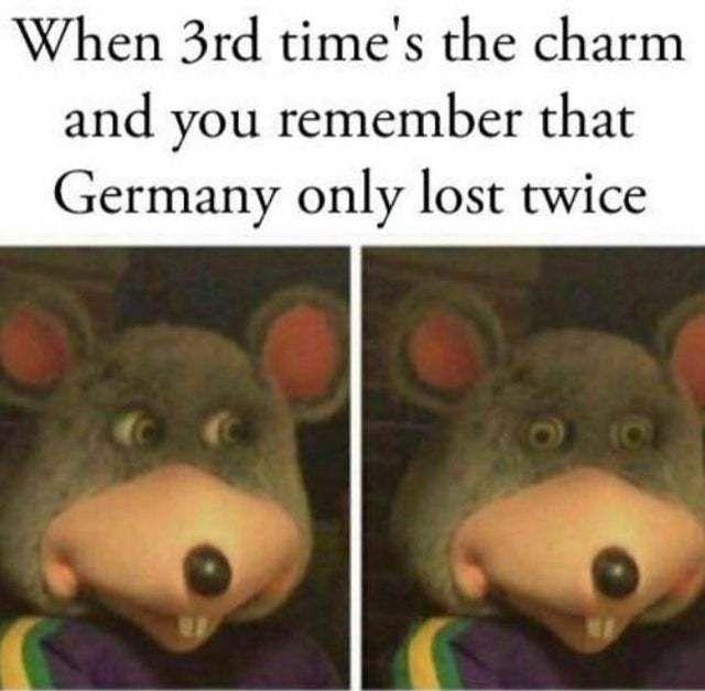 War is inevitable