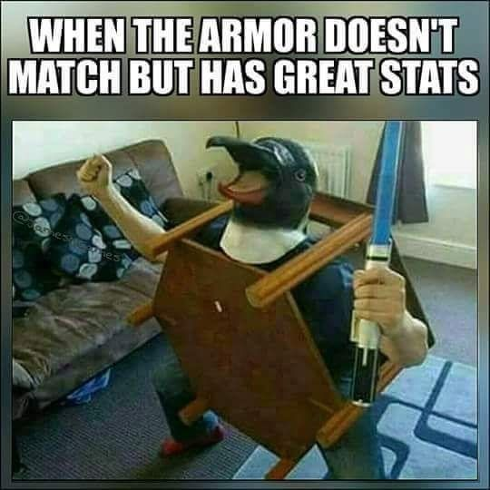 Every RPG ever...