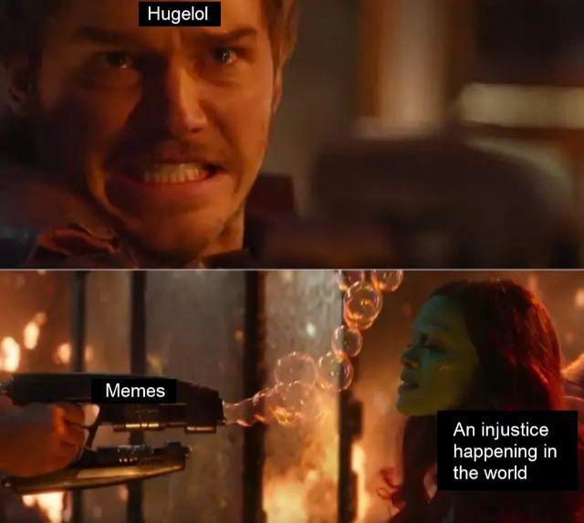 unleash the memes