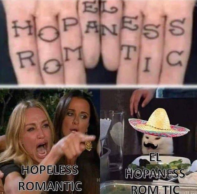 El Hopaness Romtic!