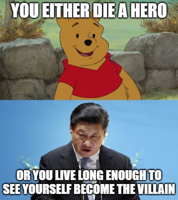 The sad fate of our beloved childhood character