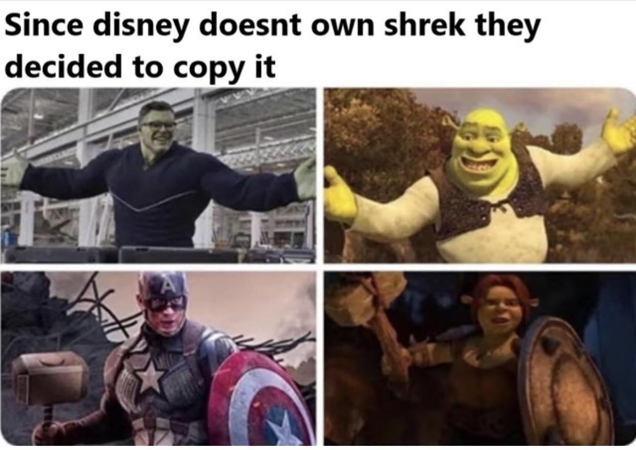 I'm an ogre