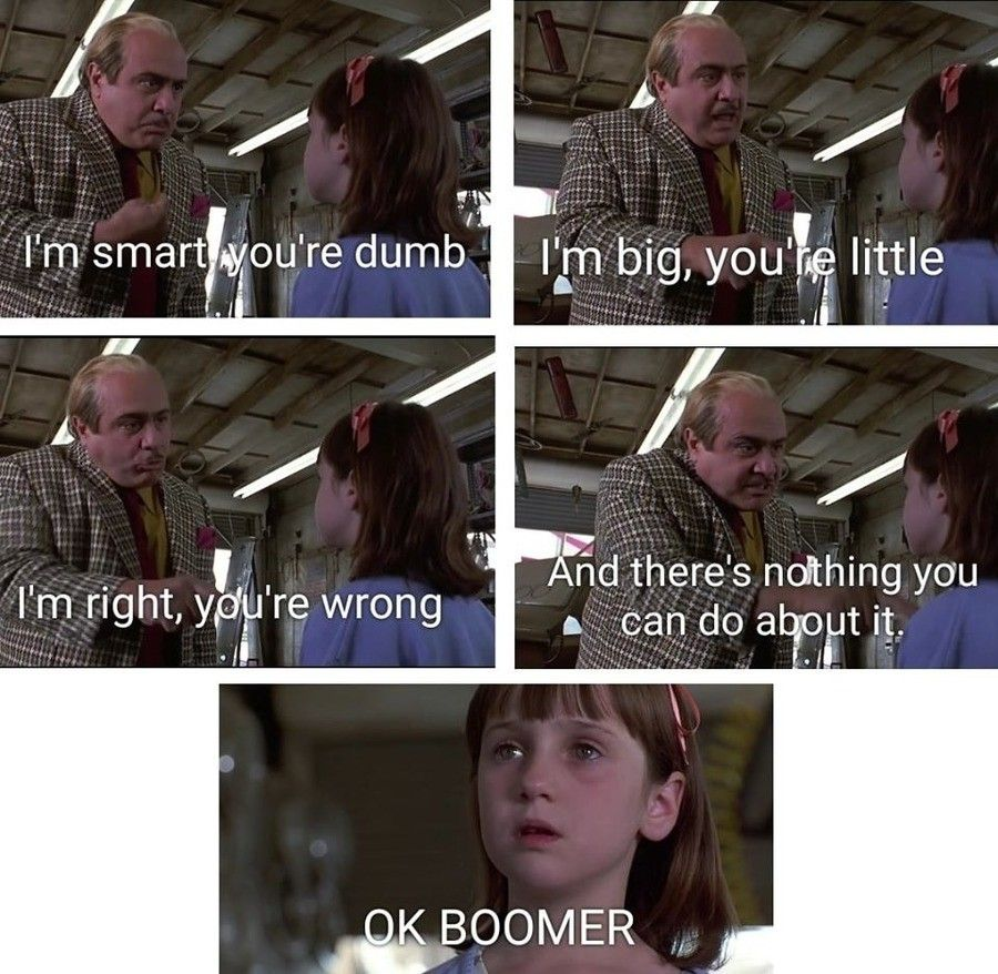 Matilda if it were released today