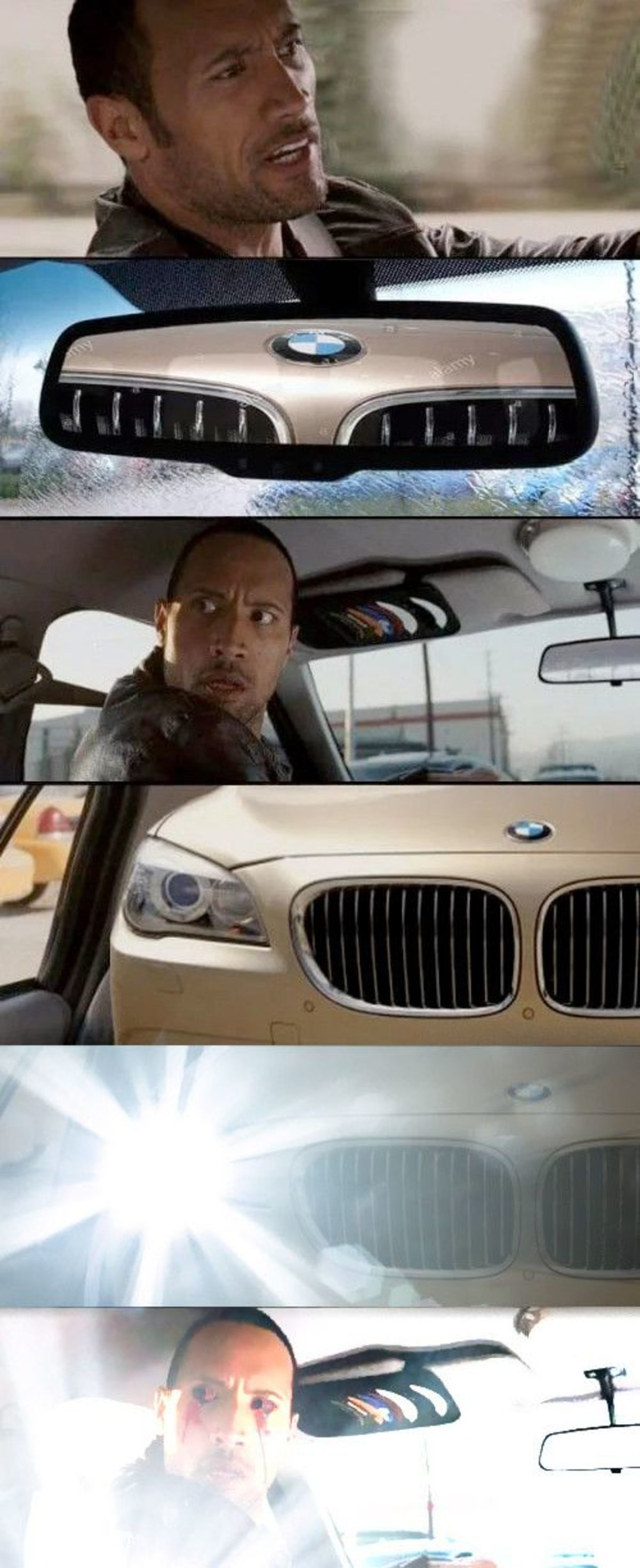 So basically, this is your average BMW driver