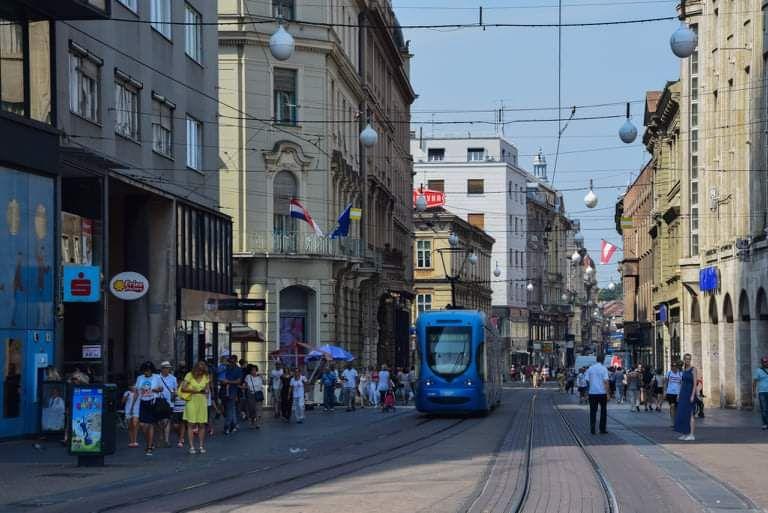 Zagreb, Austria