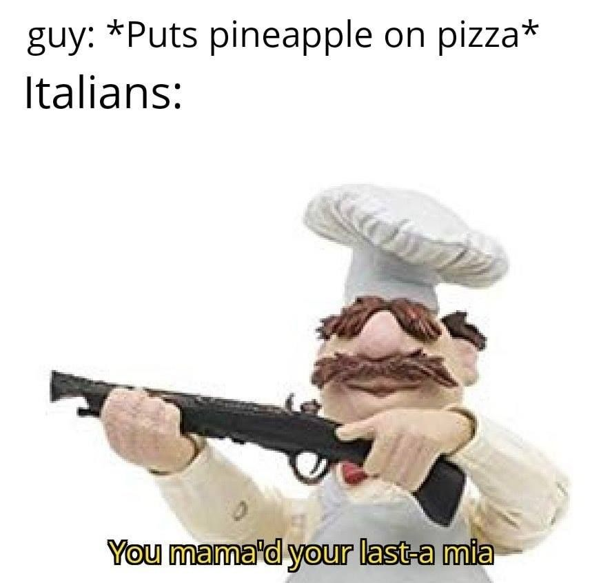 hold that slice