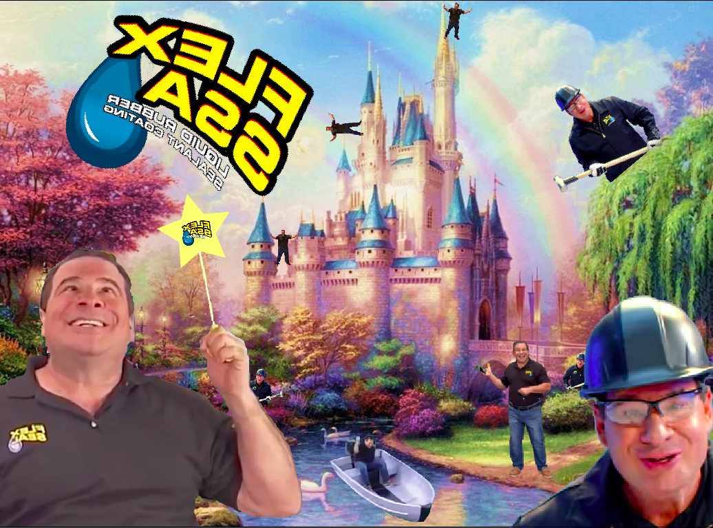 Phil Swift is an art work himself