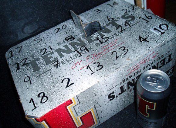 Just started my advent calendar!