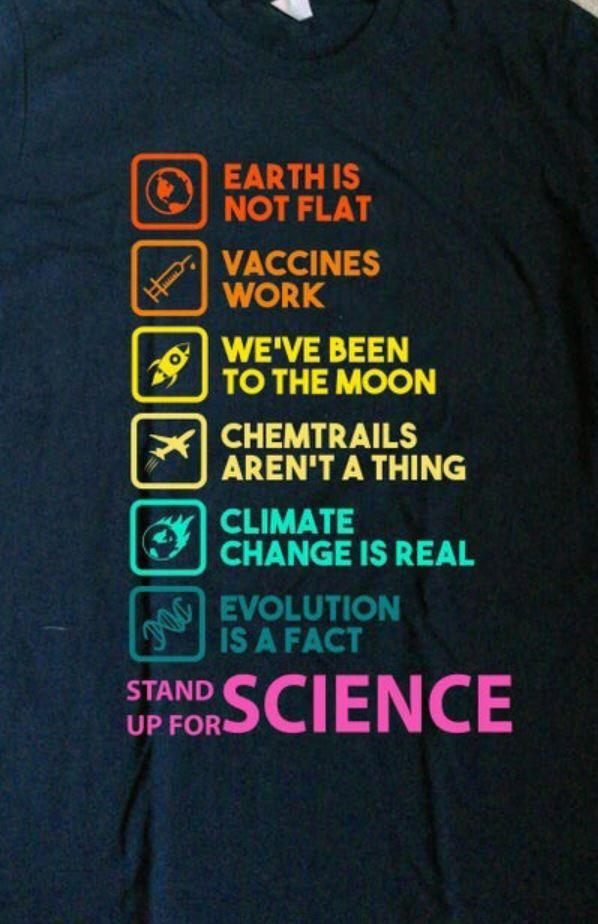 Stand Up For Science!