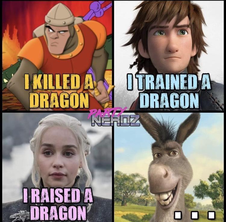 Umm Donkey?!