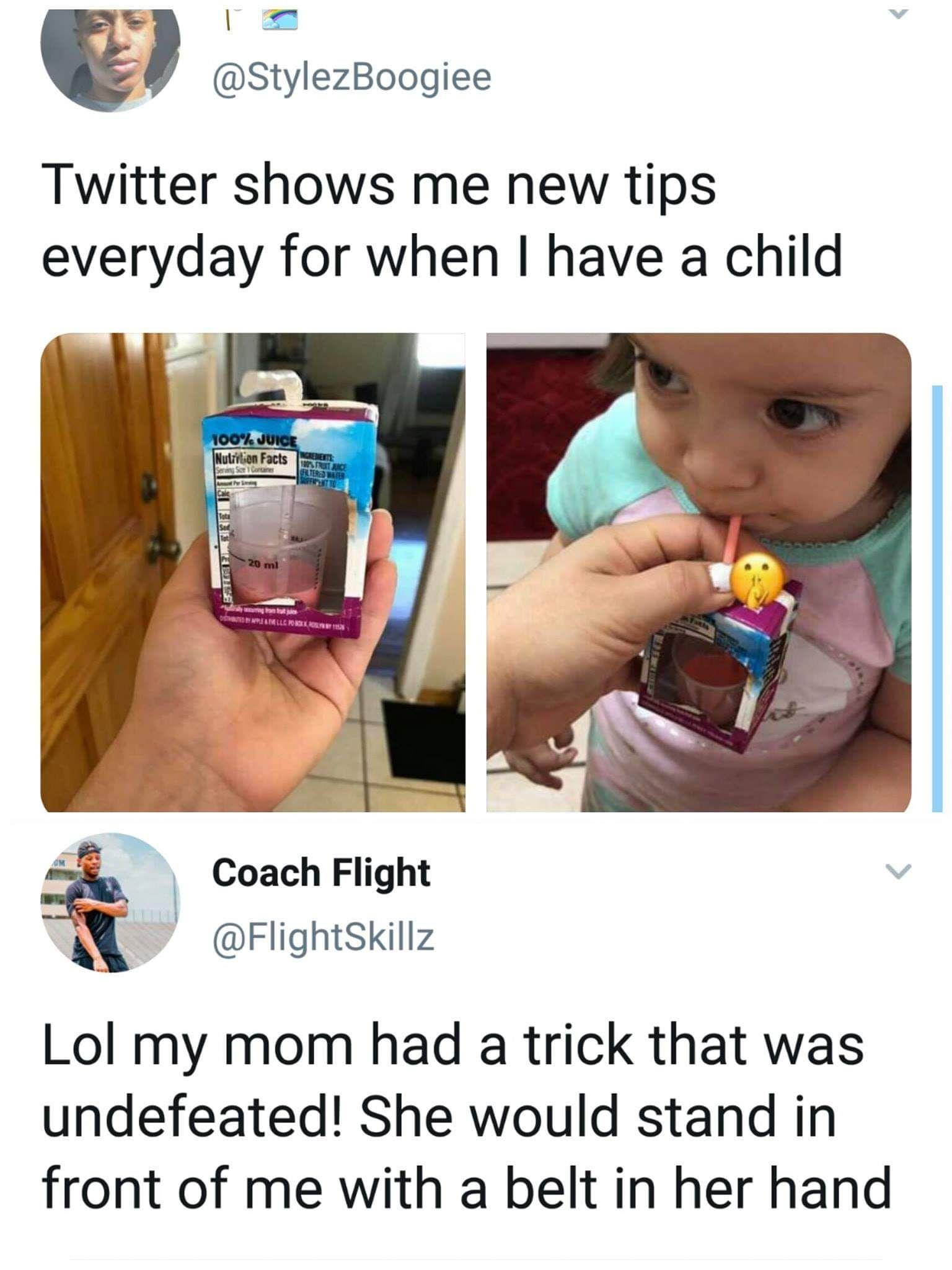 Best trick.