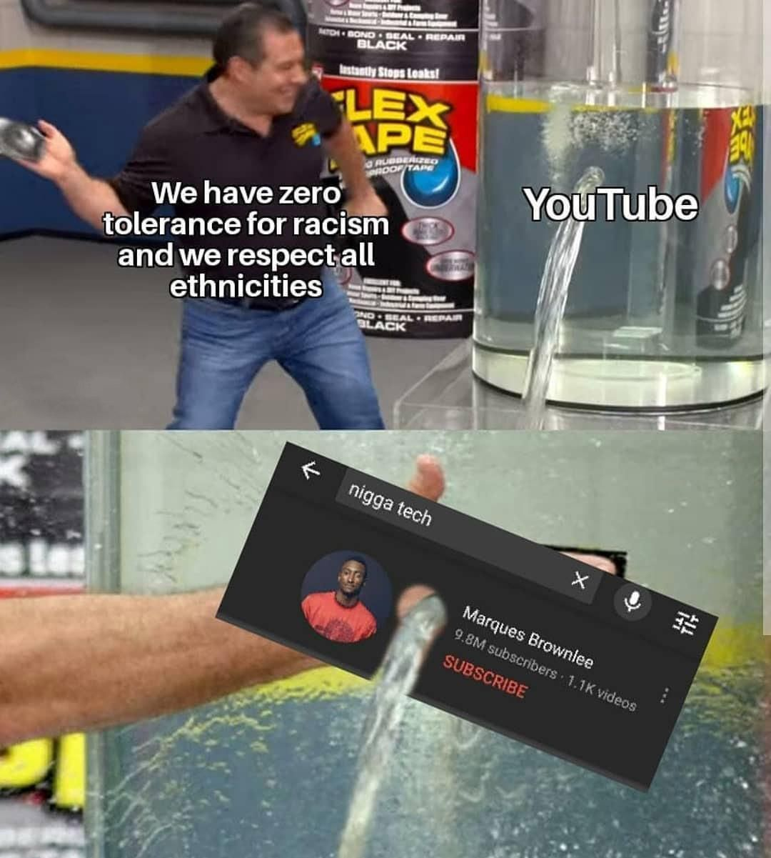 Youtube bad