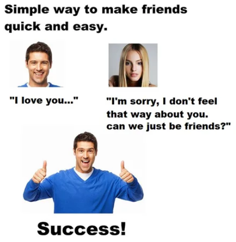 1 tip on how to make friends