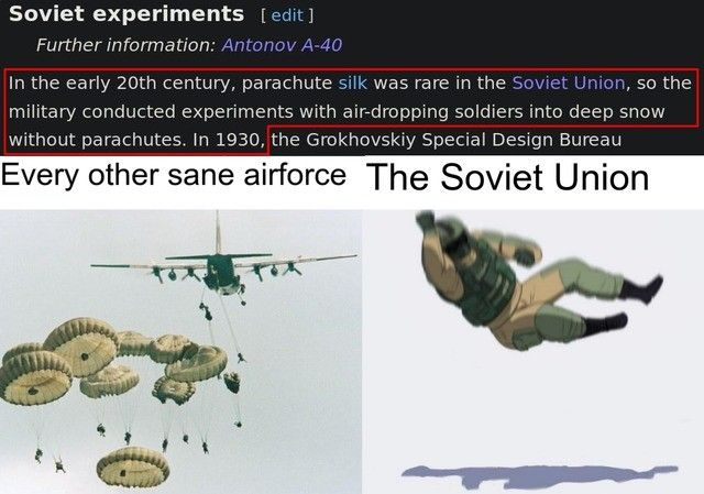 Russians are a special type of crazy