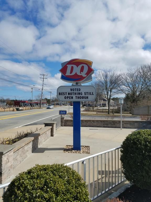Keep it real DQ