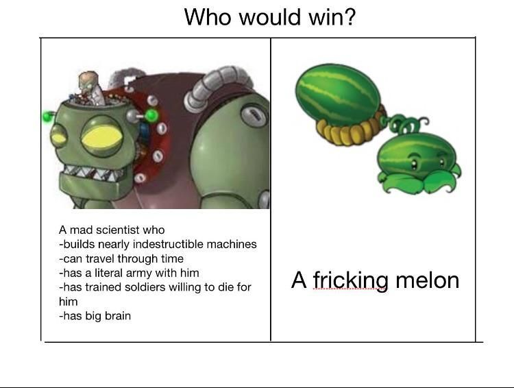 PVZ 1 is the best