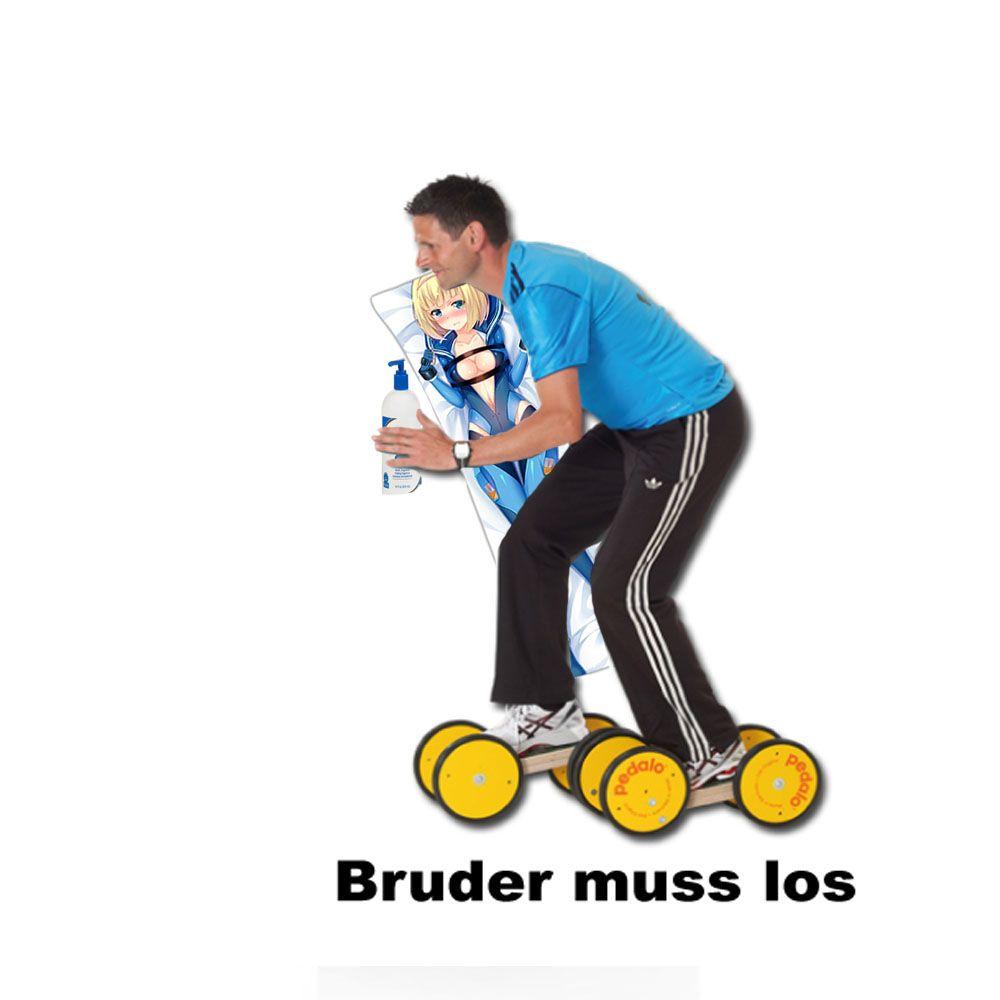 Brüder, Destroy Dick December has begun