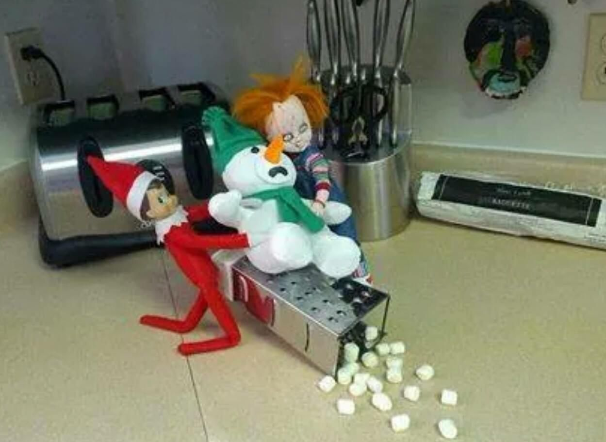 So sick of this dammed elf.