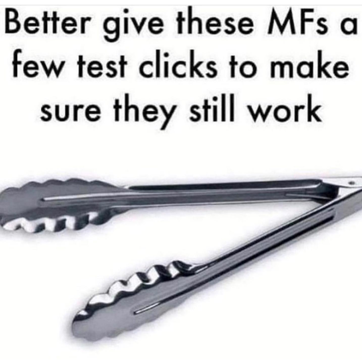 It's a must