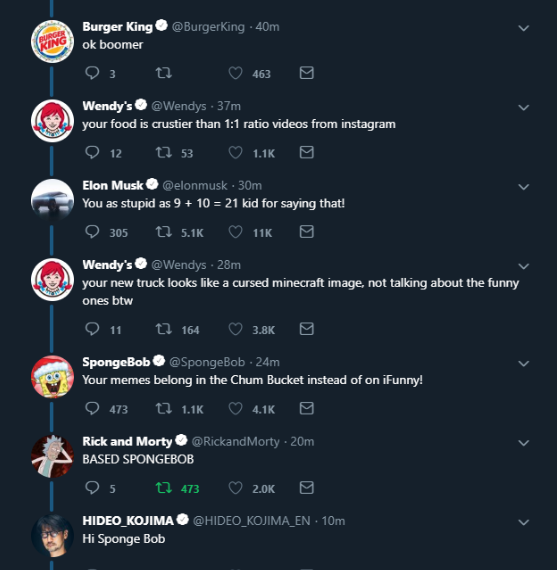 best timeline