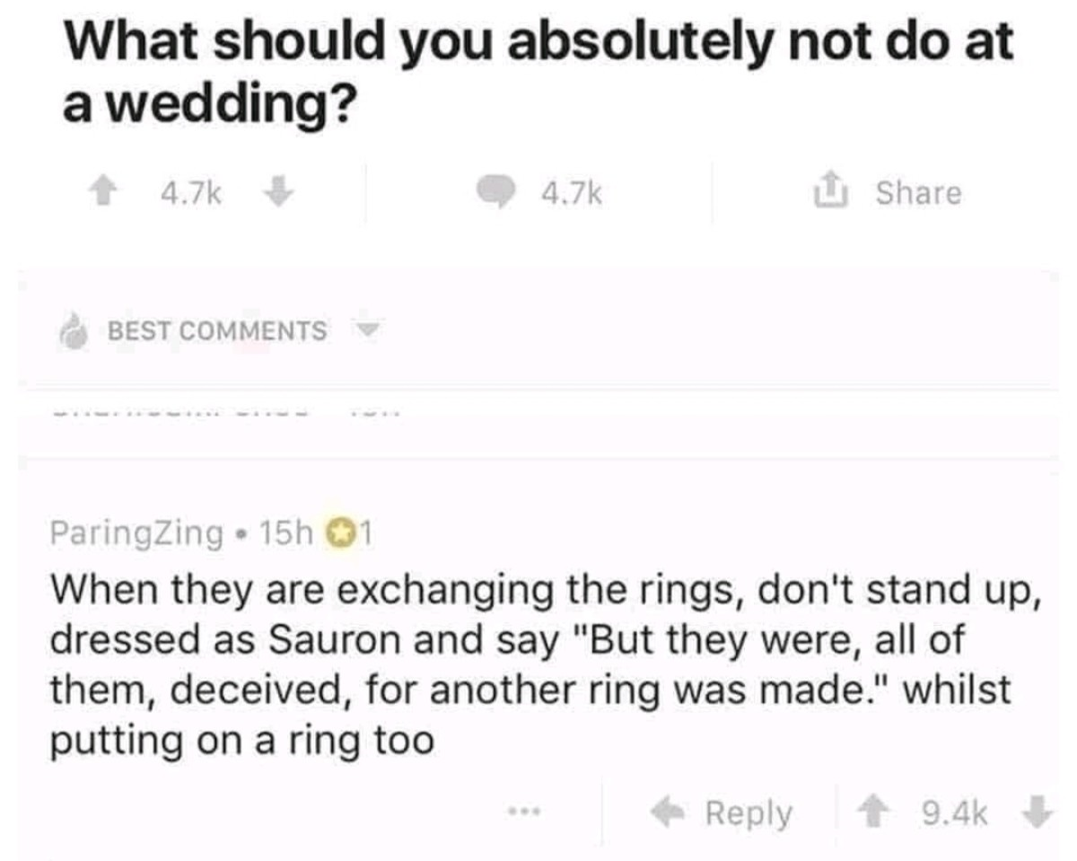 This has become a three ring circus