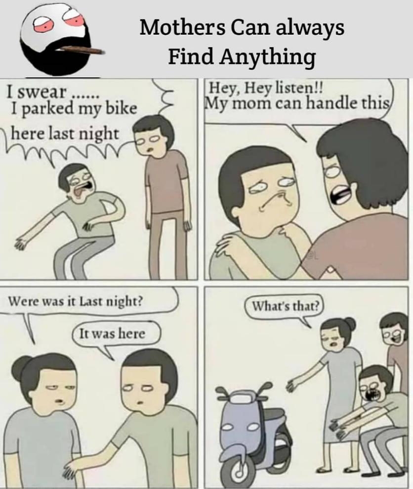 It always happens with me