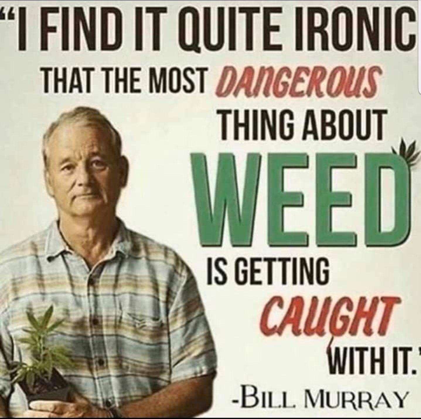True words from Bill.