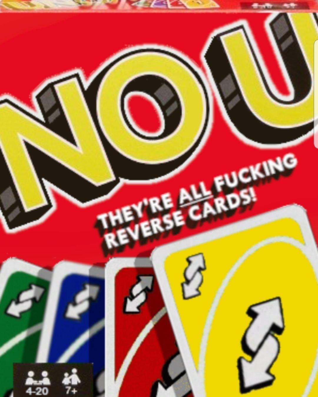 No u and NO U