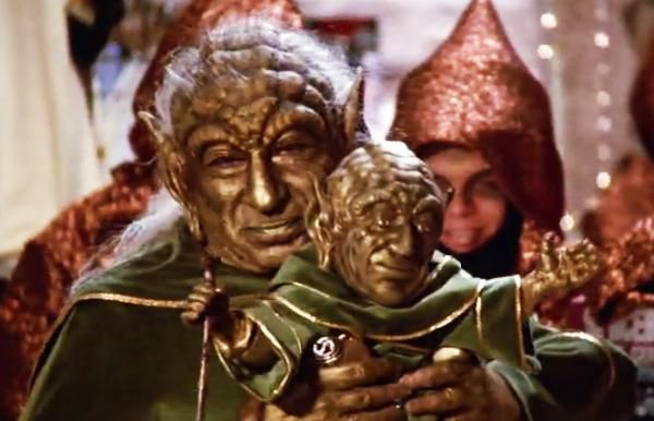 Ya'll forgetting who the original Baby Yoda was