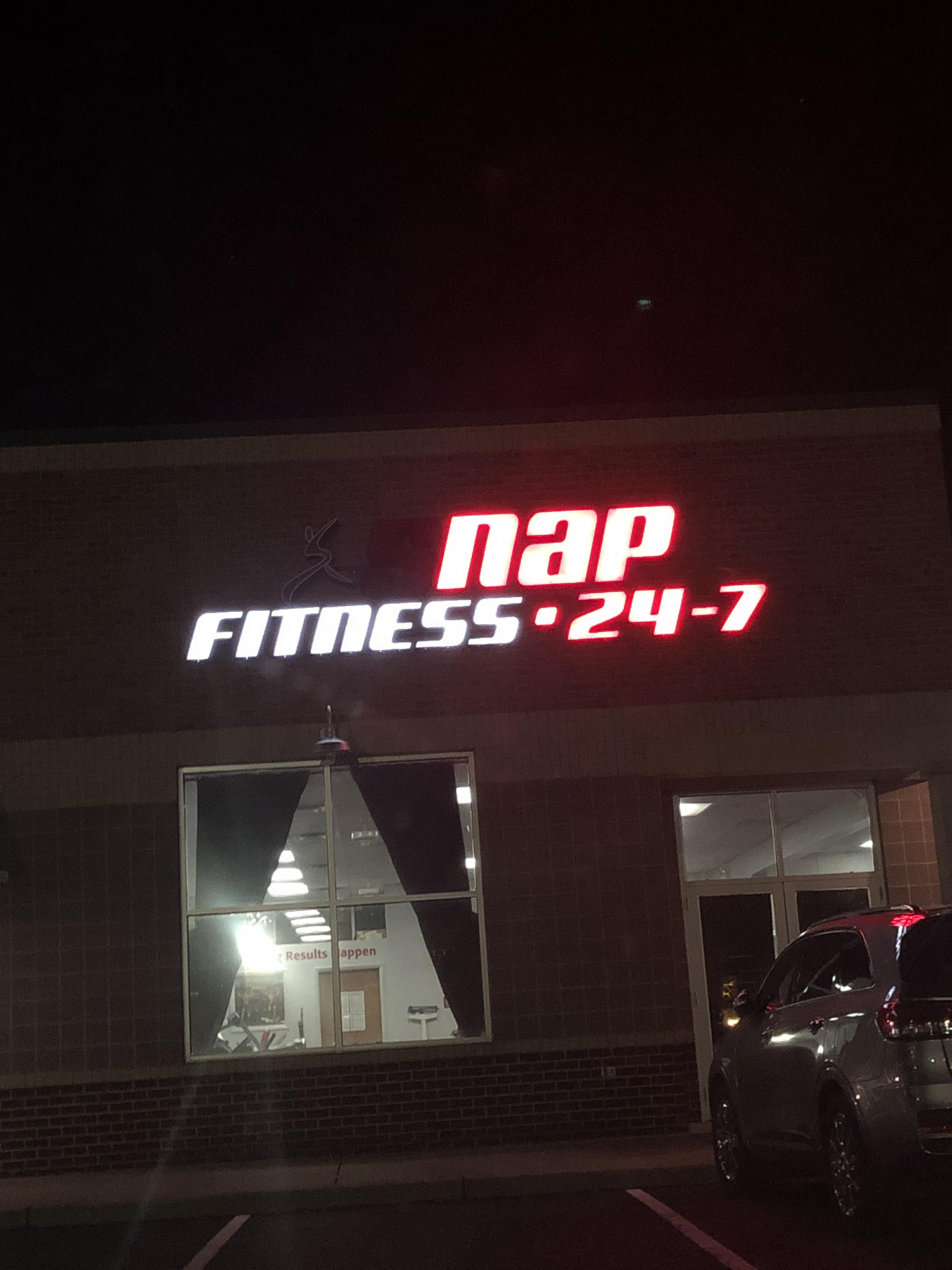 Finally a gym that meets my needs.