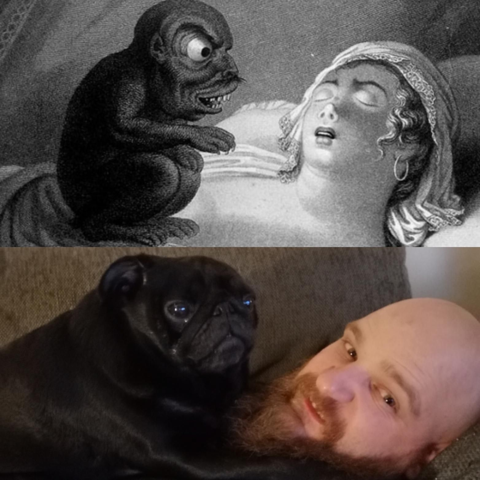 Sleep Paralysis Demon...