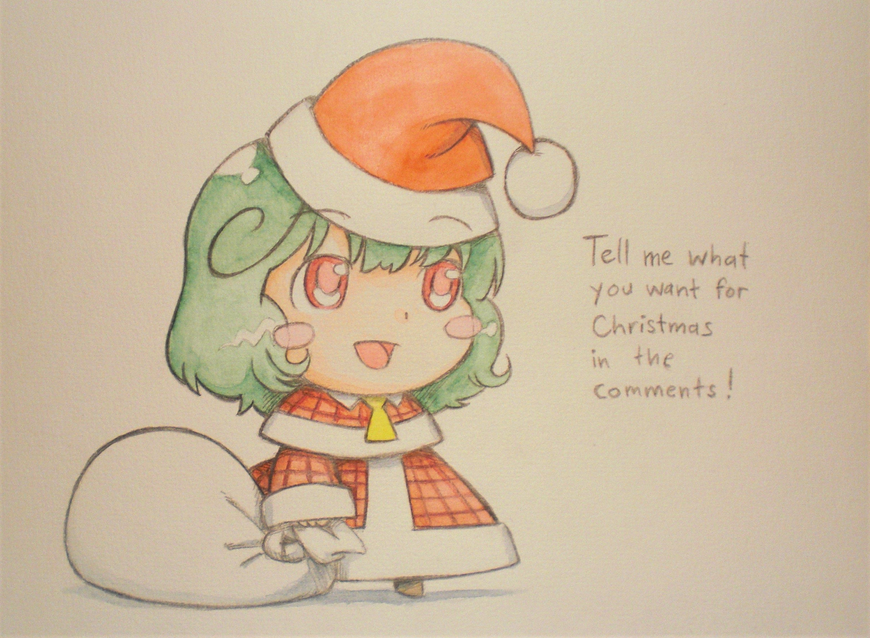 Merry Christmas! For one last time, I will answer all of your Christmas wishes!