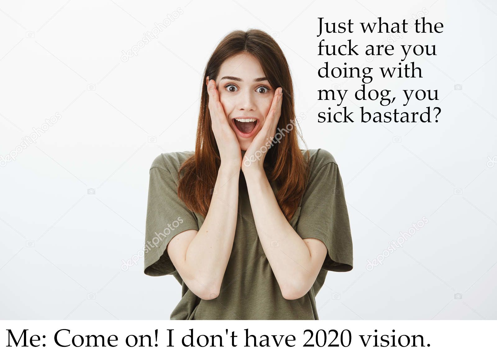 Good vision is really important this year