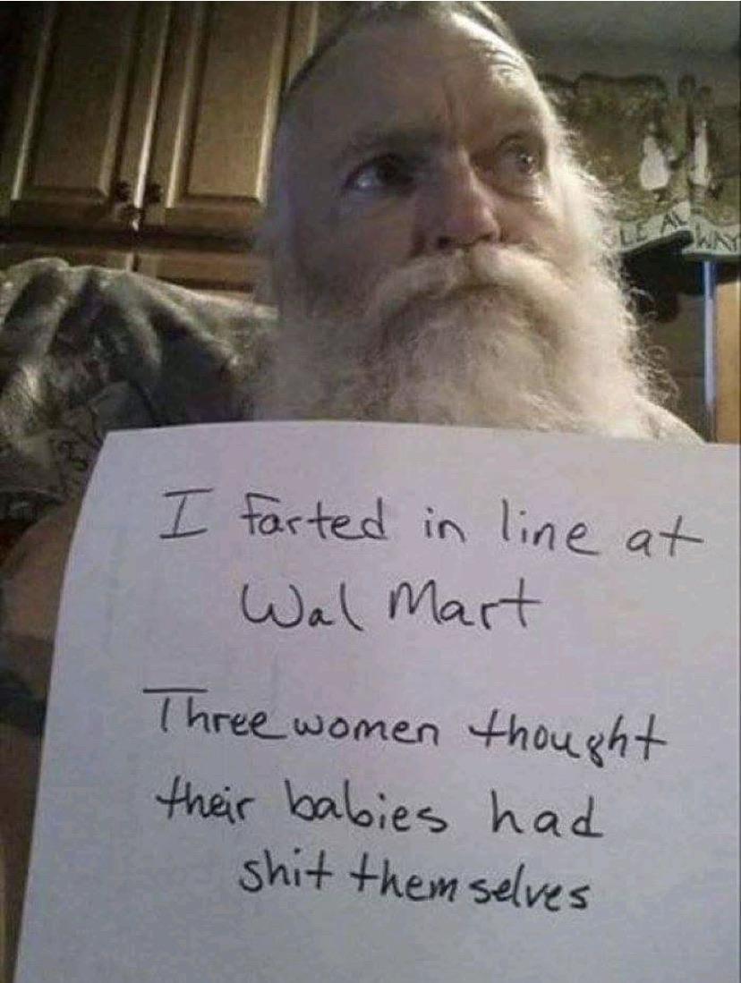 Santa's already made the naughty list...
