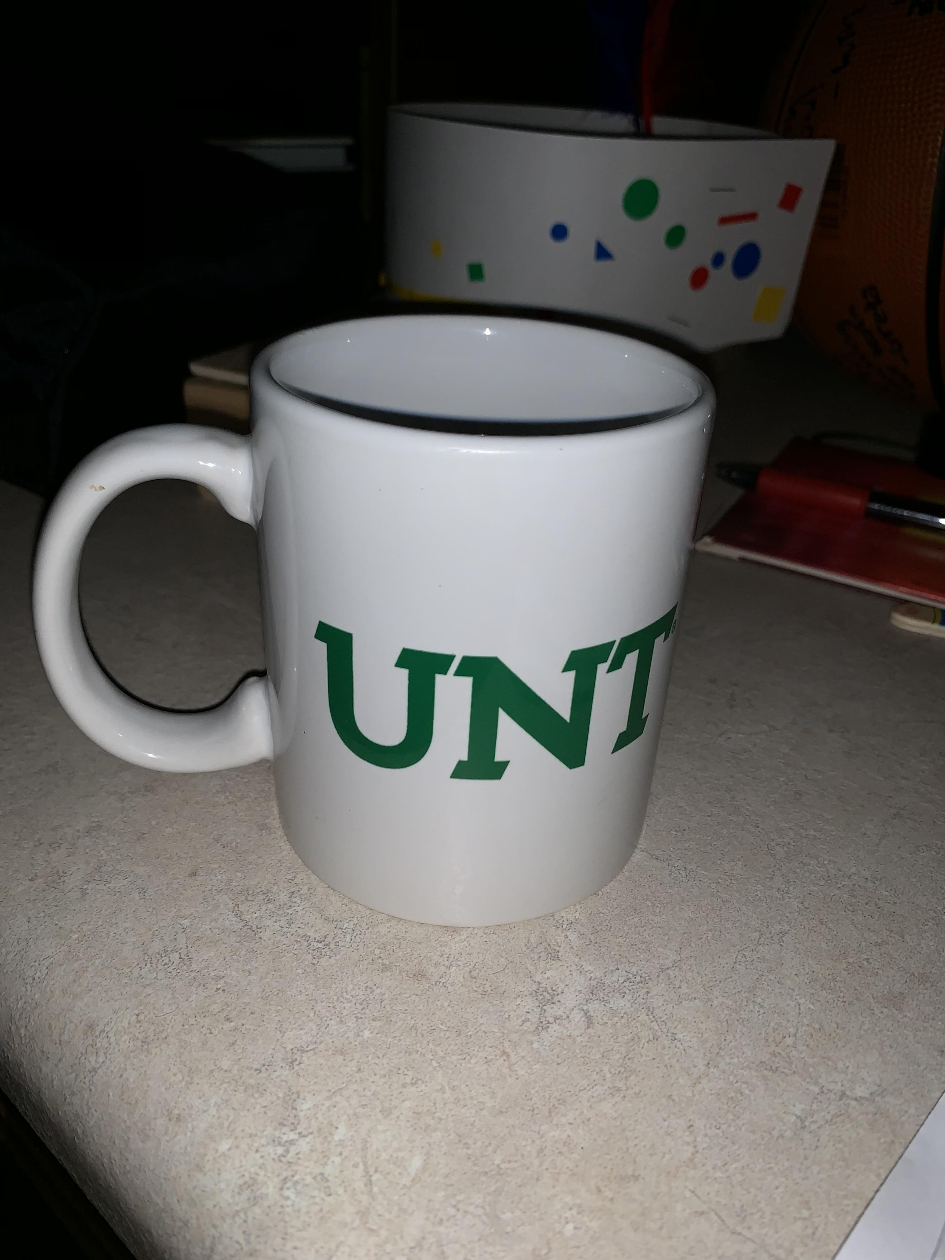 I don't think the University of Northern Tennessee really thought this mug design through
