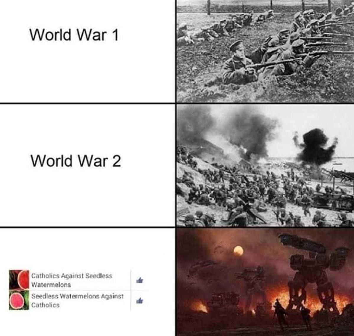What WW3 will really be about
