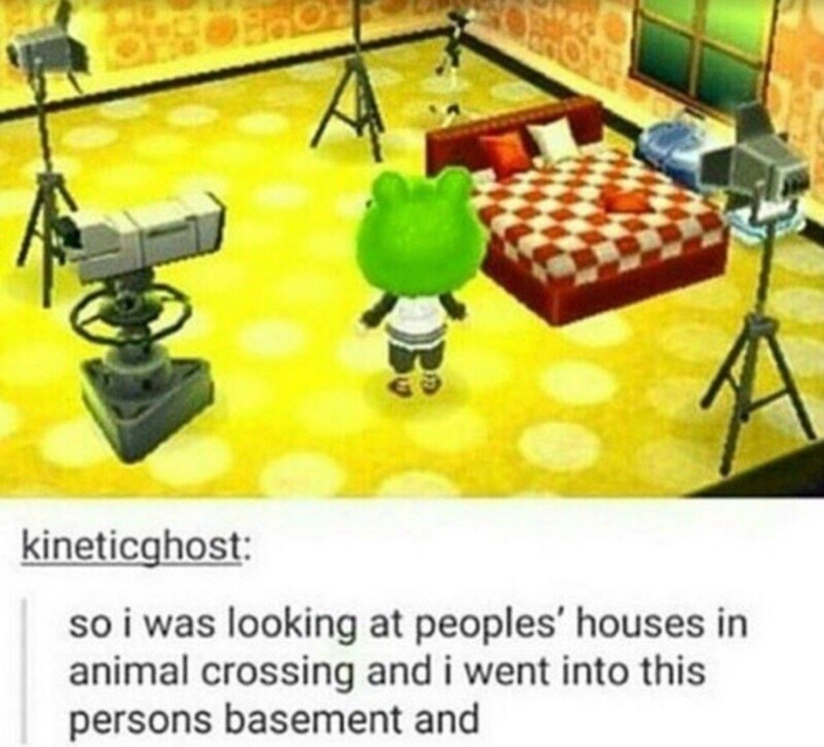 Isabelle would not approve