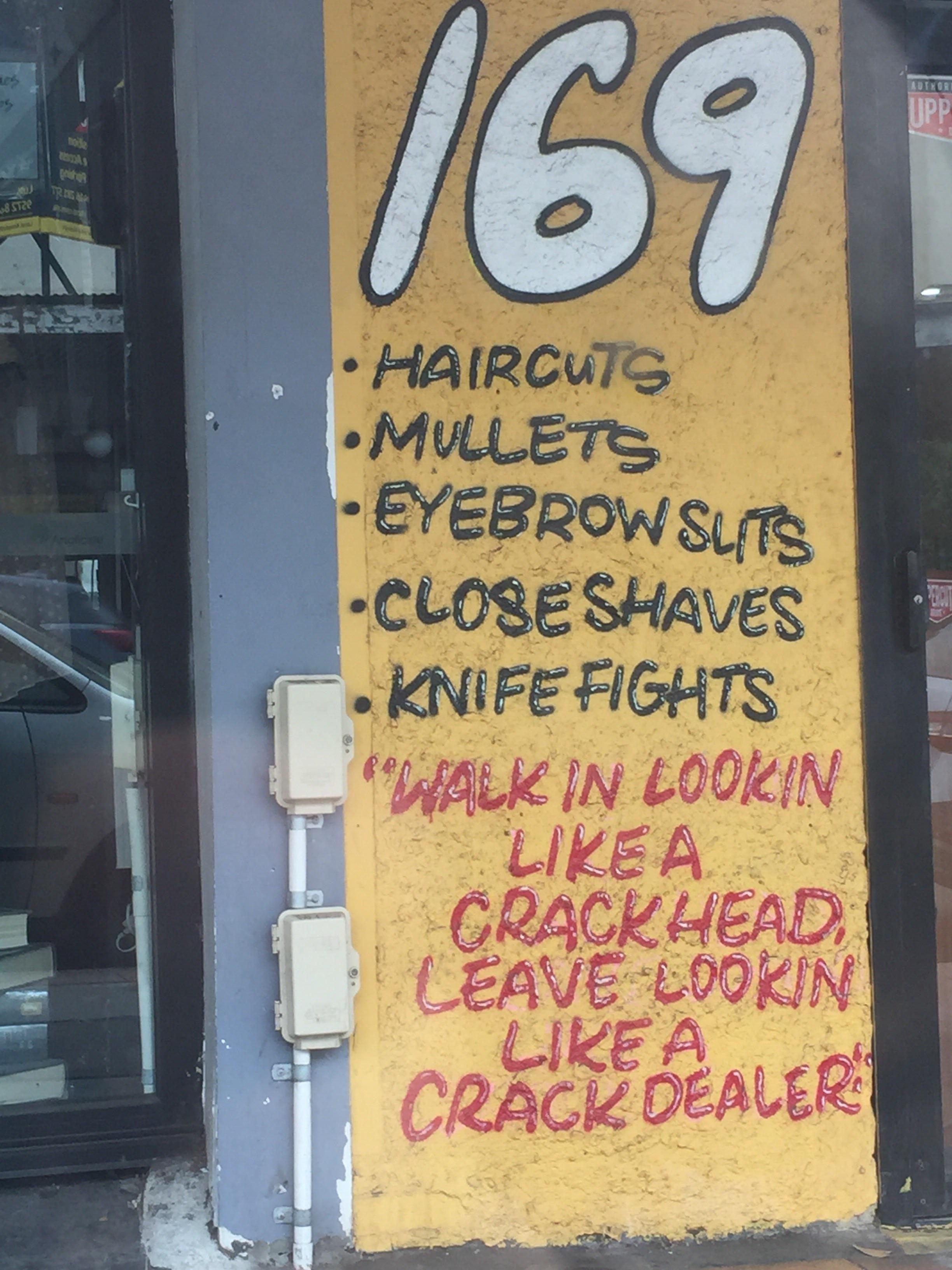 aussie barbershop