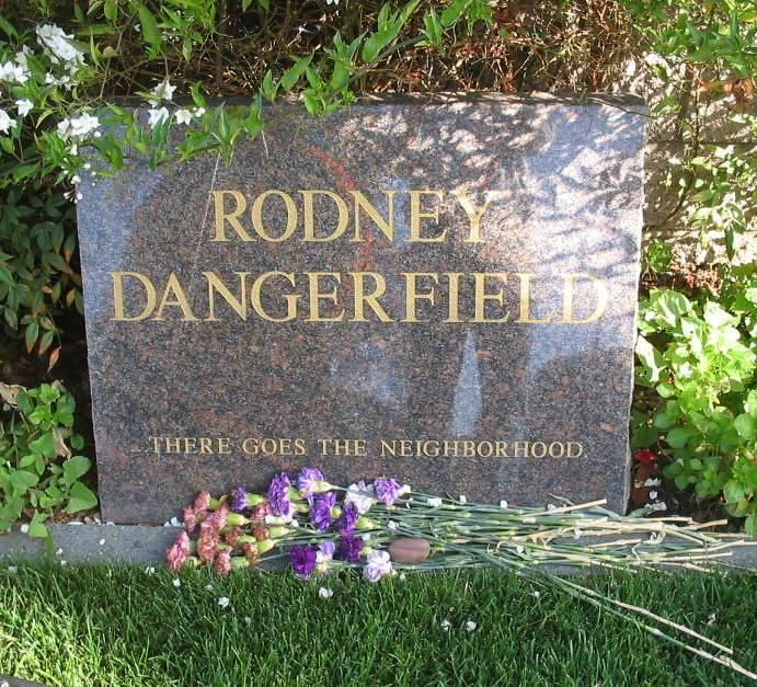 This is the most Rodney Dangerfield thing ever