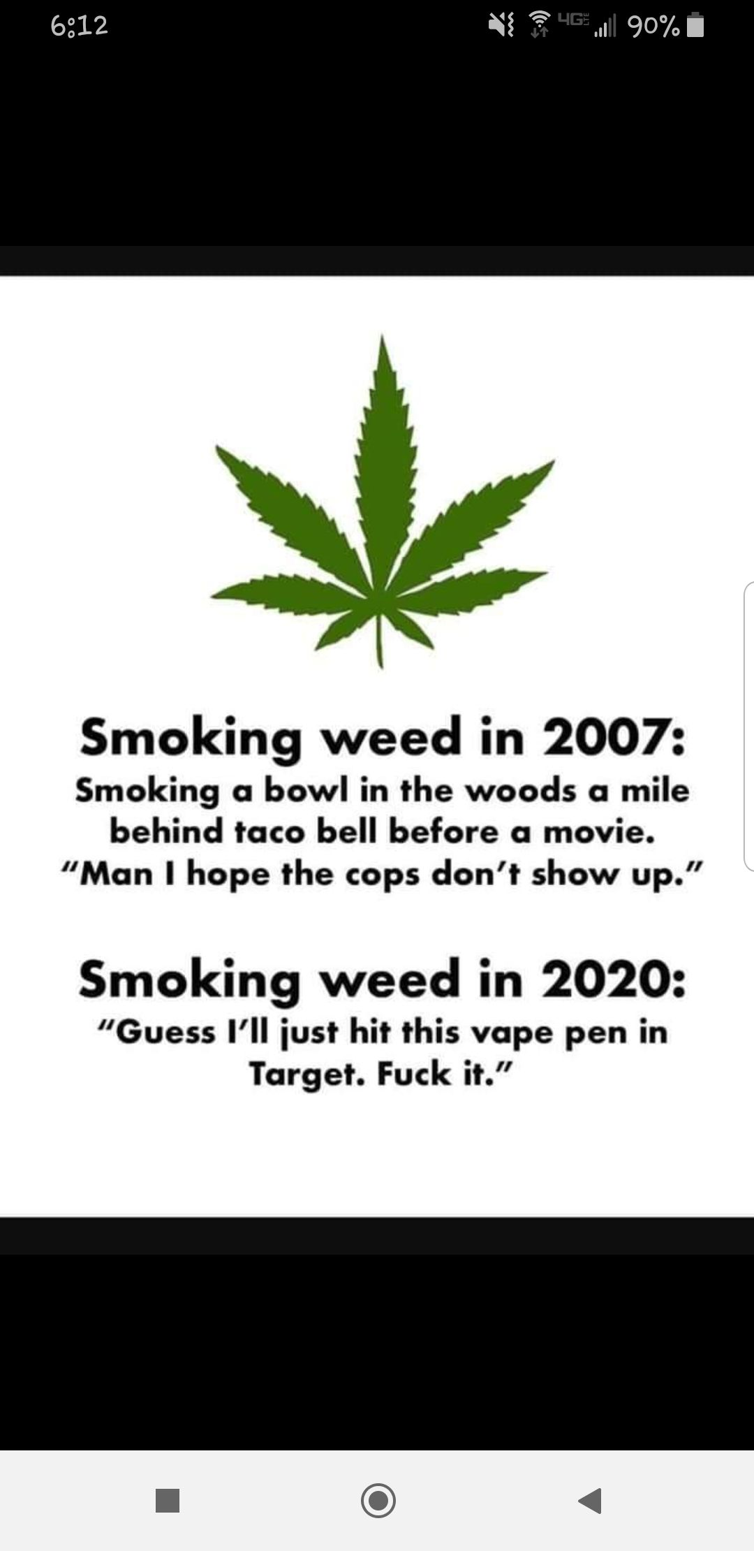 HIGH TIMES things changed!