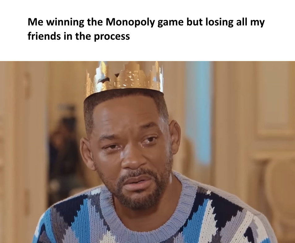 I've won, but at what cost?