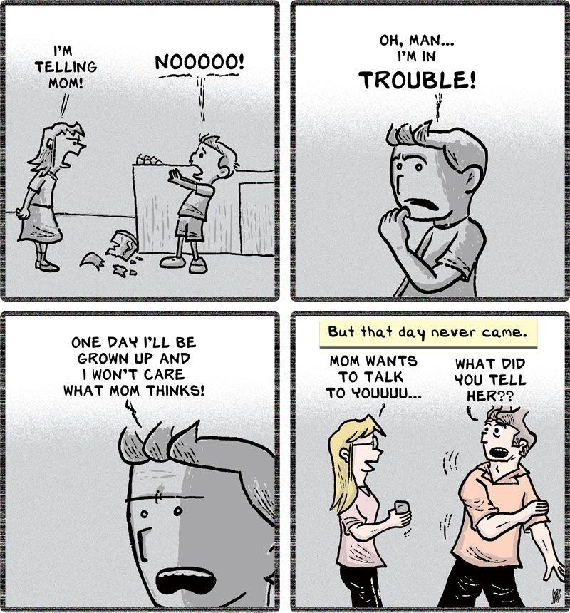 Threat Of Mom