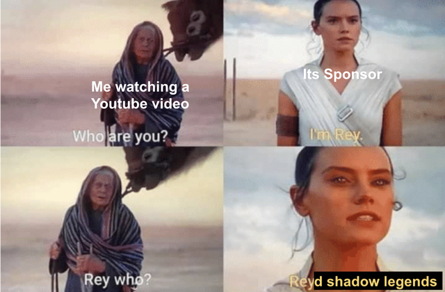 Rey who?