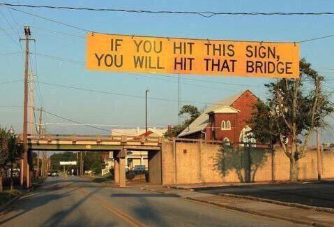 A Good Warning