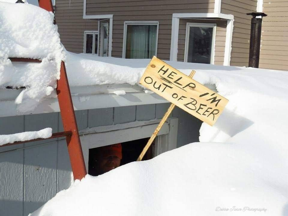 Northeast Canada right now....